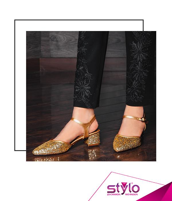 Stylo Winter Boots Pumps Coat Shoes Collection