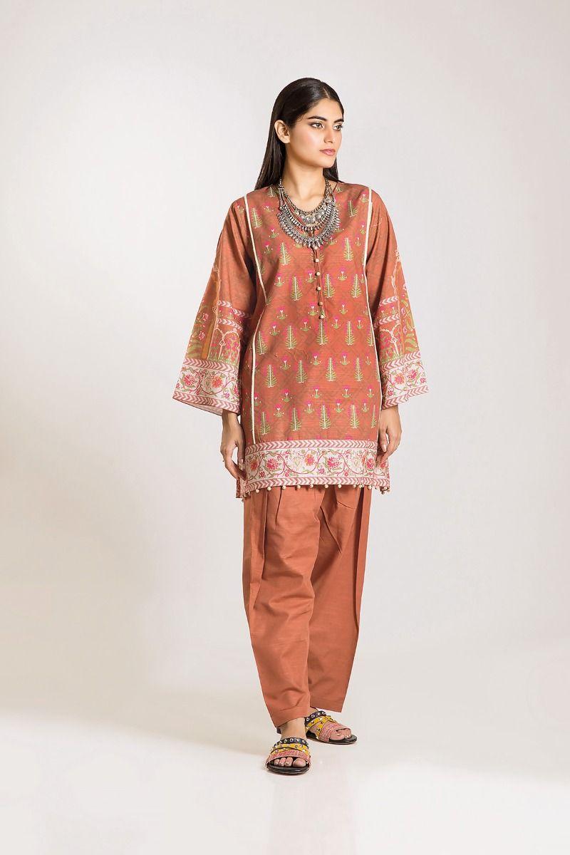 Khaadi Winter shirt Dresses Designs