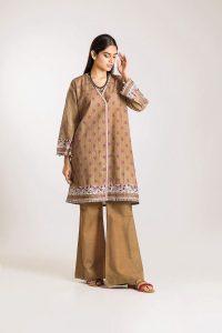 Khaadi Winter Dresses two piece suit DesignsWinter Dresses Designs