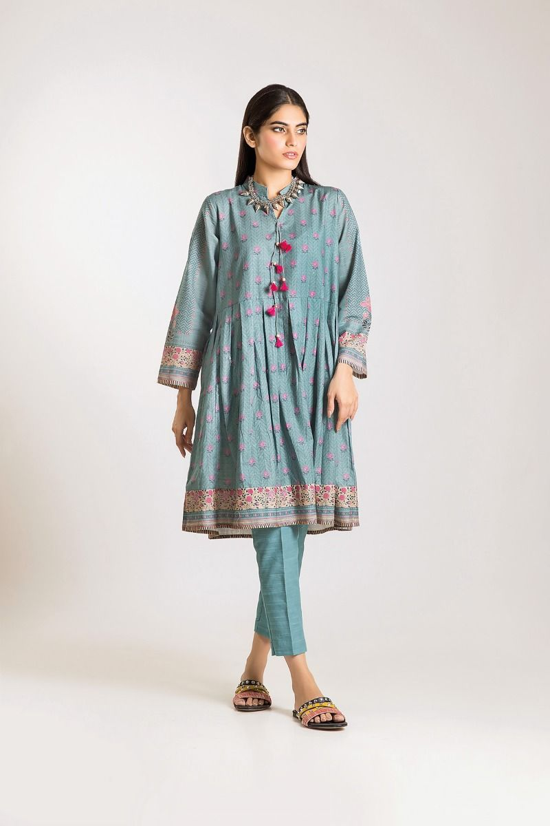 Khaadi Winter Dresses two piece suit DesignsWinter Dresses Designs frocks