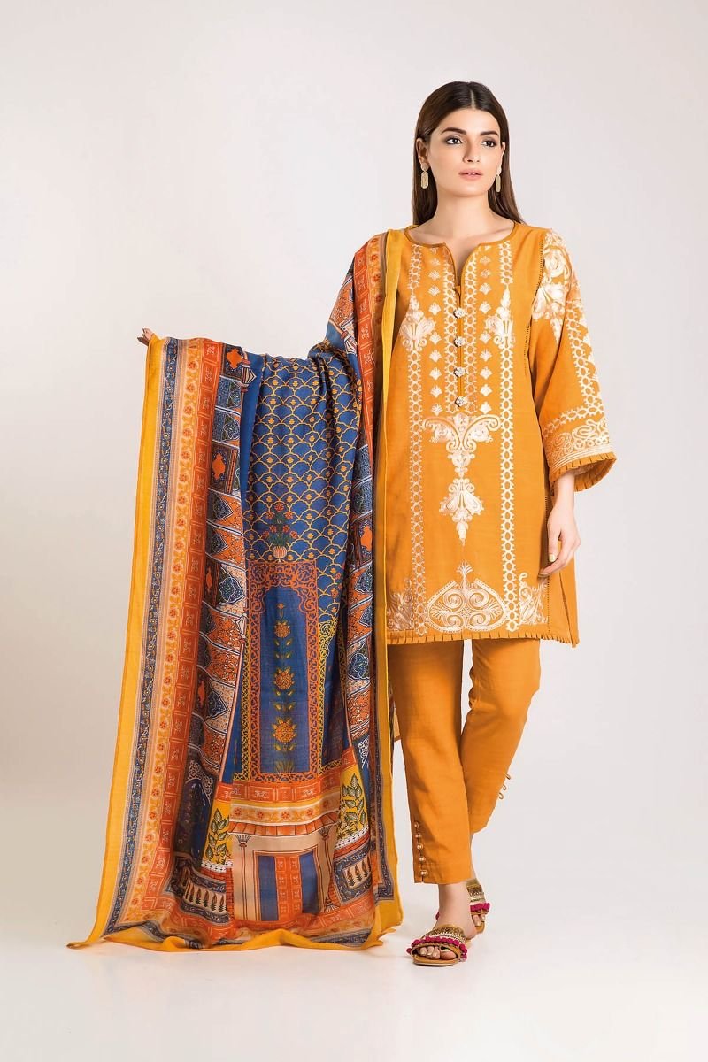 Khaadi Winter Suits