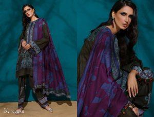 Sana Safinaz Winter Dresses Muzlin Collection