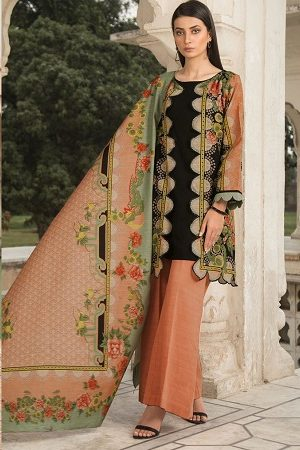 WARDA Latest Women Designer Winter Dresses Collection 2019-2020