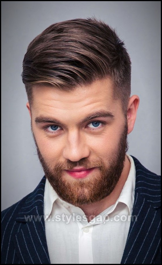 7 Best Tips To Choose The Right Men S Hairstyle For Your Face Shape