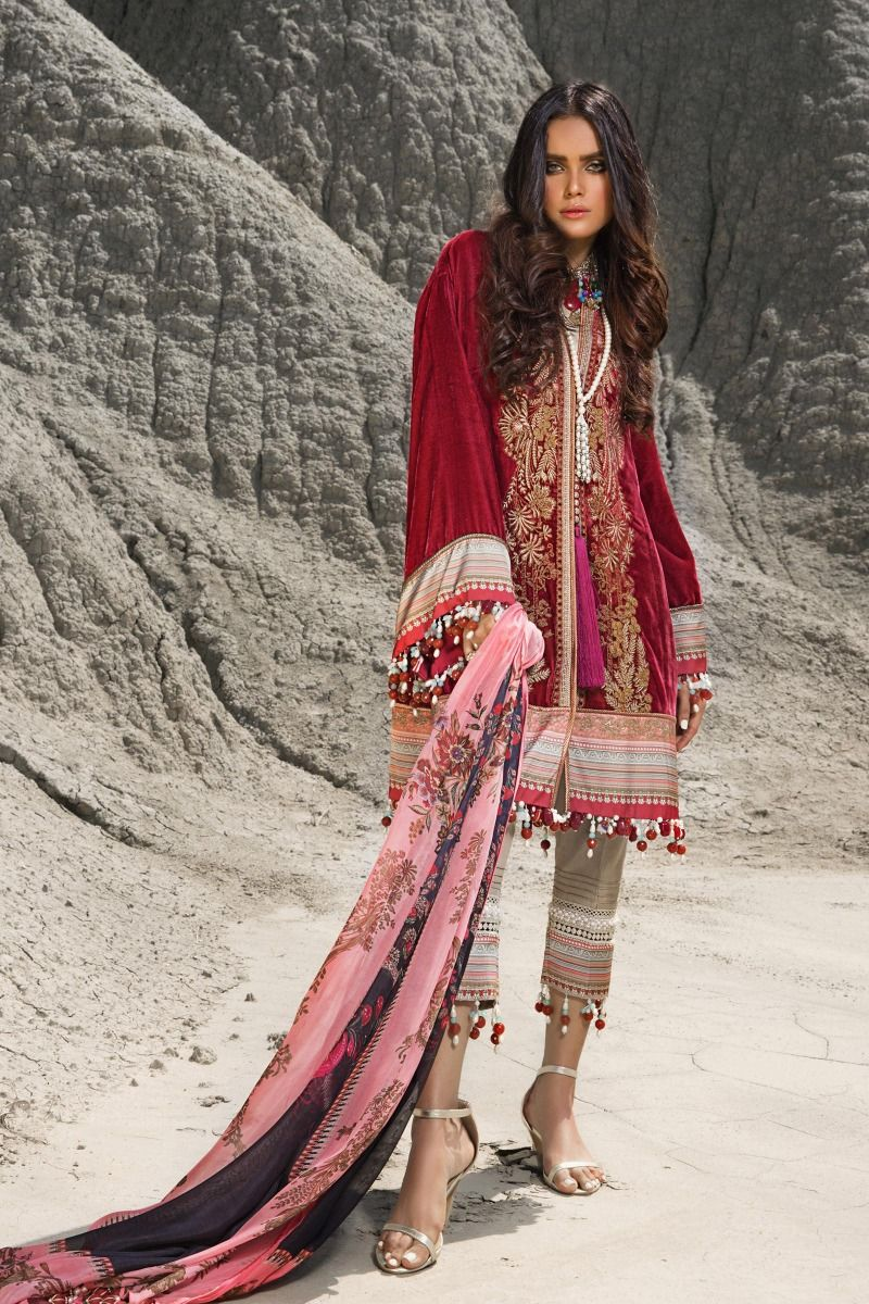 pink winter shawl velvet dresses
