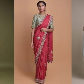 Latest Indian Party Wear Fancy Sarees Designs Collection 2021-2022