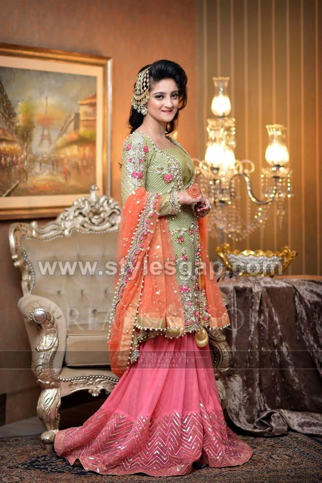 40 Best Designs Pakistani Latest Bridal Lehenga Collection 2019 20