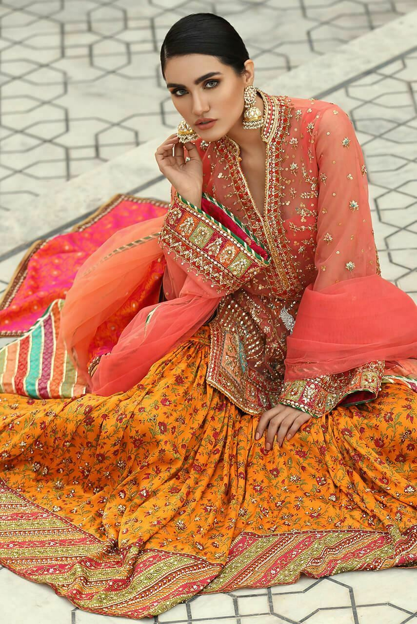 Sania Maskatiya Best Bridal Dresses