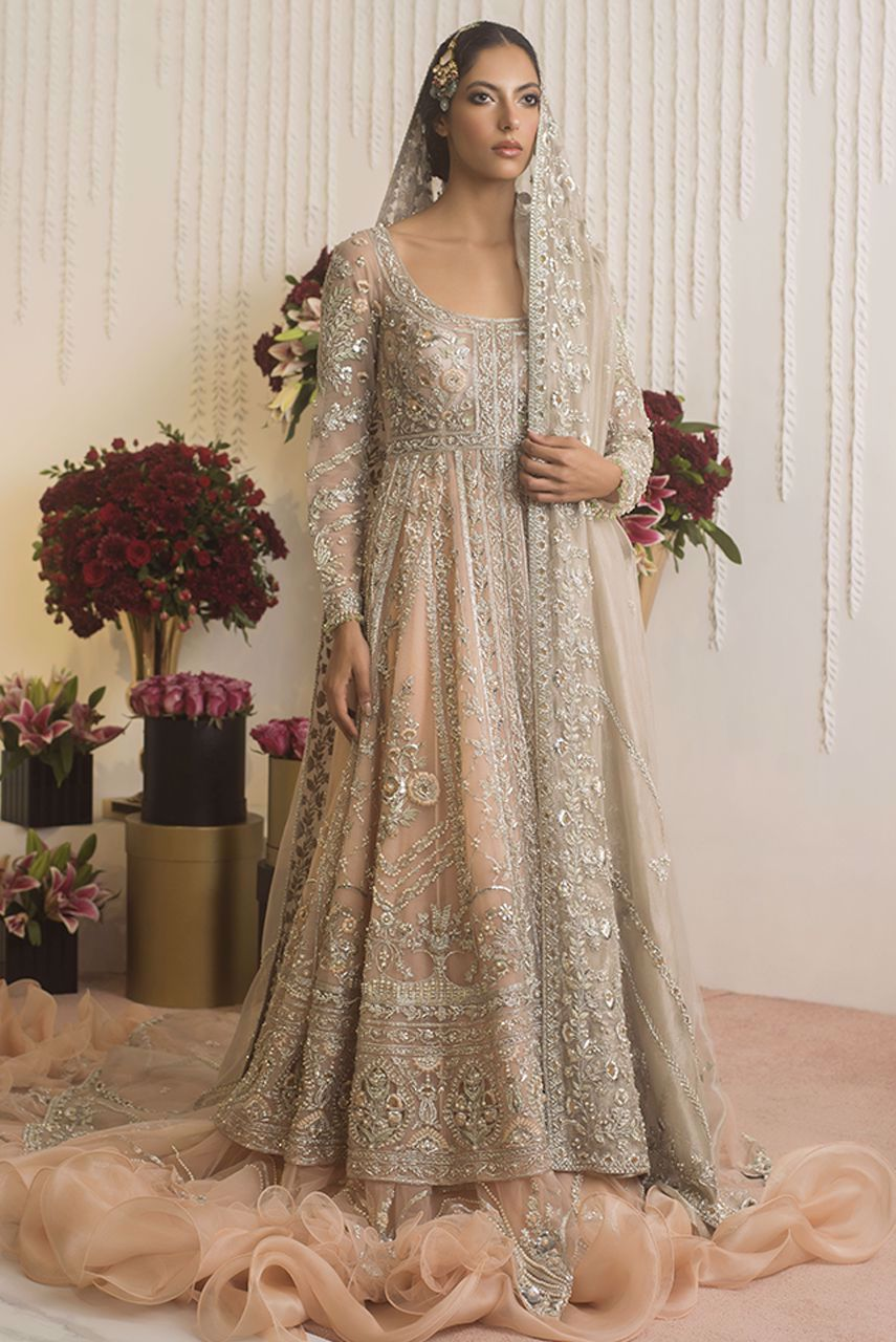 Sania Maskatiya Best Bridal Dresses Trends