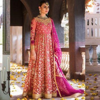 Zainab Chottani Luxury Pret Formal Dresses 2021-2022 Collection