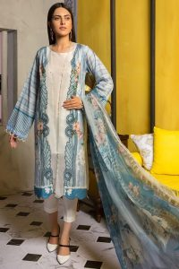 Warda Latest Summer Dresses Printed & Embroidered Collection