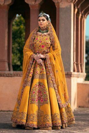 Fahad Hussayn Latest Pakistani Designer Bridal Dresses