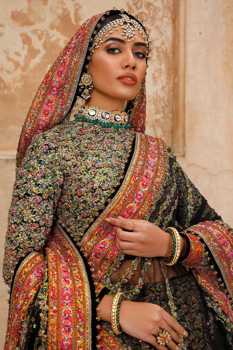 Latest Pakistani Designer Bridal Dresses