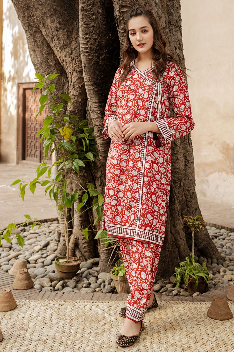 Gul Ahmed Printed Summer Lawn Dresses Collection 2020-2021
