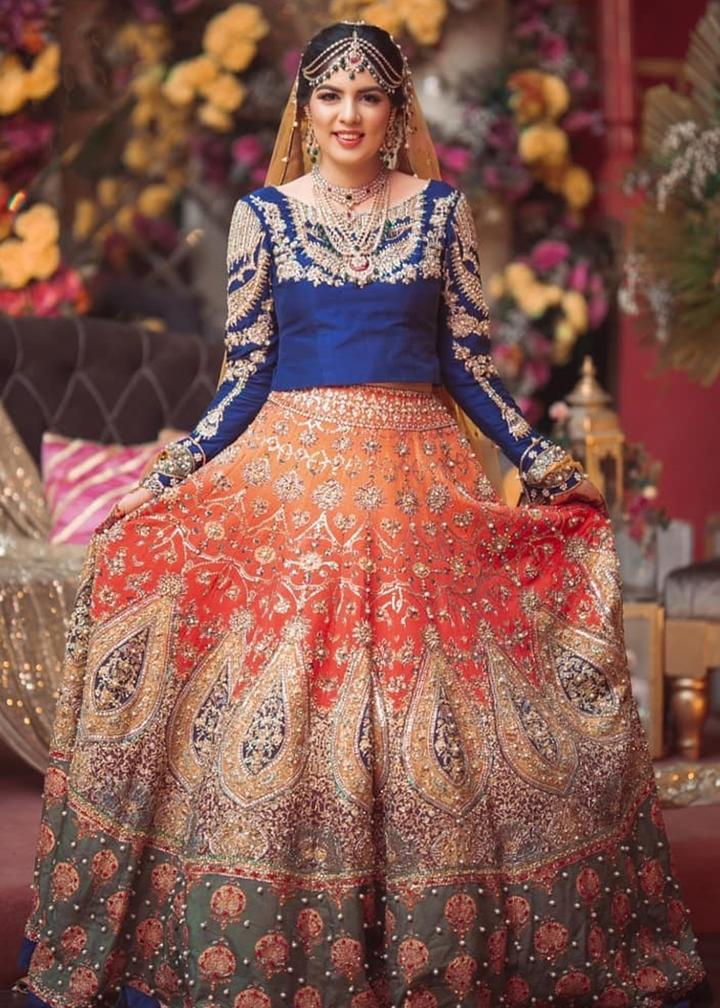 Ali Xeeshan Latest Bridal Dresses Latest Wedding Collection