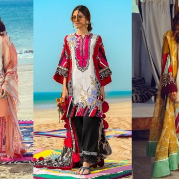 Sana Safinaz Muzlin Collection Summer Lawn Suits 2020