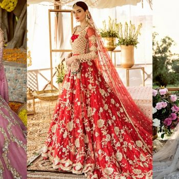 Sadaf Fawad Khan Latest Bridal Dresses Formal Pret Collection 2021