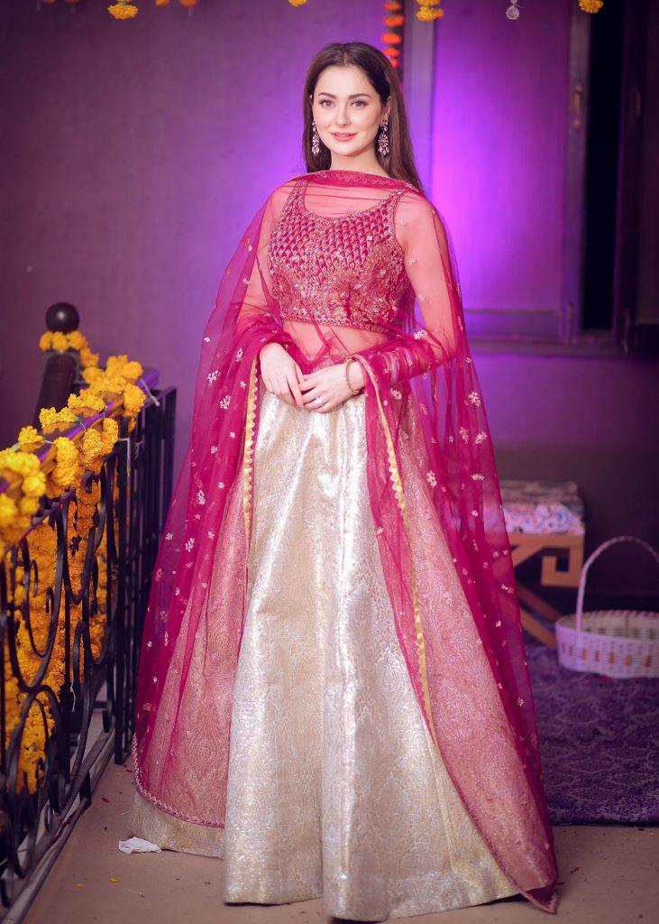 Safaf Fawad Khan Latest Bridal Dresses Formal Pret