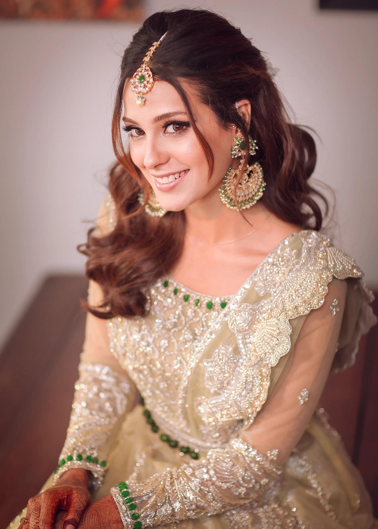 Safaf Fawad Khan Latest Bridal Dresses Formal Pret Collection