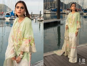Sana Safinaz Luxury Lawn Best Summer Dresses 2020 Latest Collection