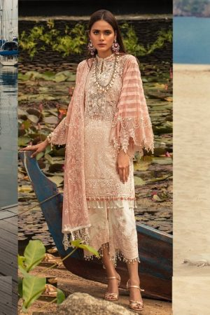 Sana Safinaz Luxury Lawn Best Summer Dresses Collection 2020