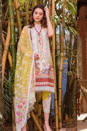 Cross Stitch – Top Pakistani Lawn Brands Designer Dresses Collections