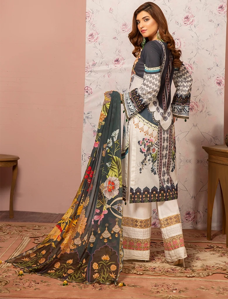 Khas Beautiful Lawn Dresses
