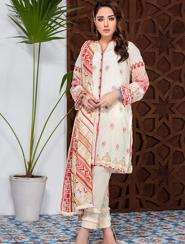Khas Beautiful Lawn Dresses Spring