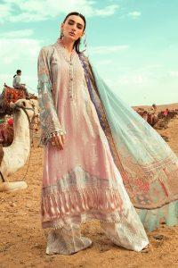 Best Pakistani Designer Summer Dresses Maria B Designs