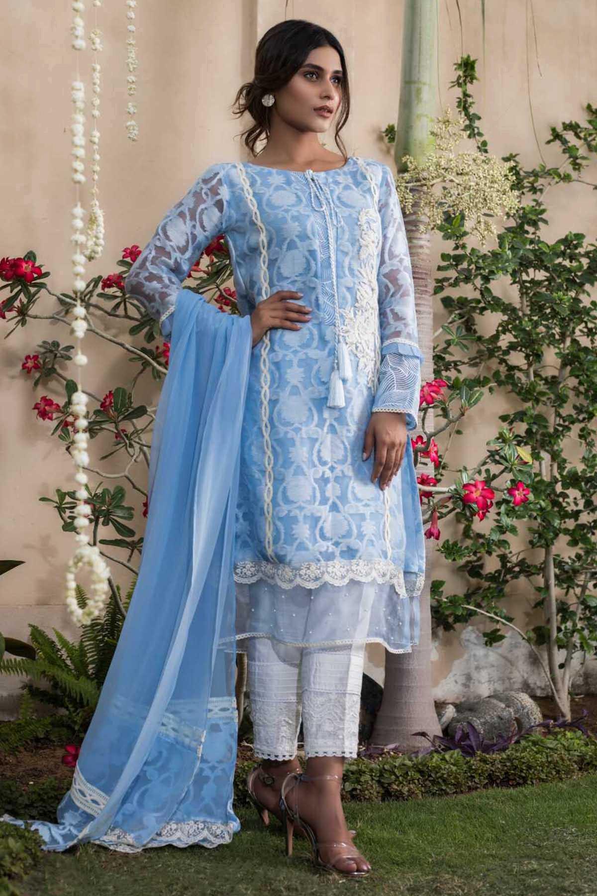 Beautiful Formal Eid Dresses Designs