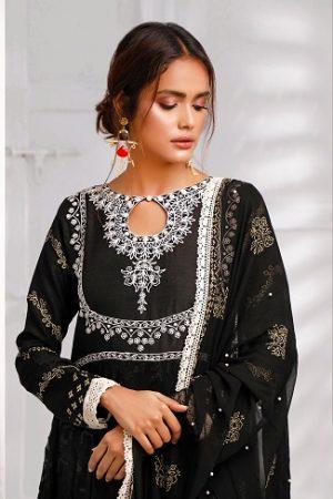 Sana Abbas Beautiful Formal Eid Dresses Designs Collection