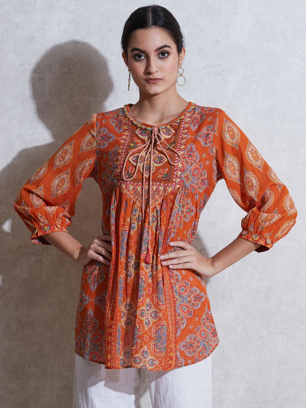 Indian Stylish Tunics Kurtis & Kurta Dress