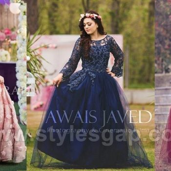Latest Bridal Shower Dresses Ideas 2020 - 40 Beautiful Designs & Trends