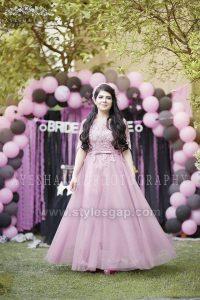 Soft Pastel Colors Bridal Dresses Trends Ideas Designs