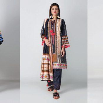 Latest Khaadi Winter Dresses Collection 2020-21 Stylish Warm Suits