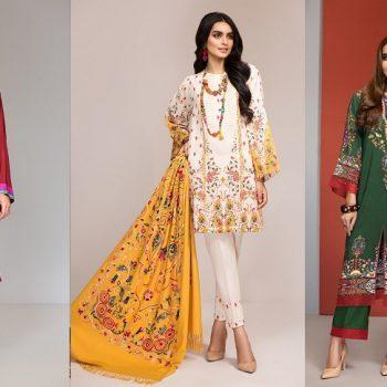Nishat Linen Winter Dresses Collection 2020-2021 Wool, Khaddar, Linen