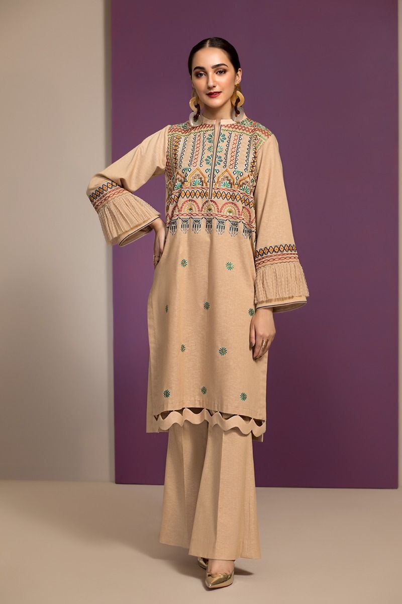 Nishat Linen Winter Dresses Collection