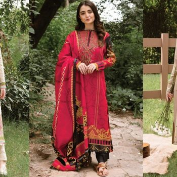 Orient Textiles Embroidered & Printed Latest Winter Dresses 2020-21