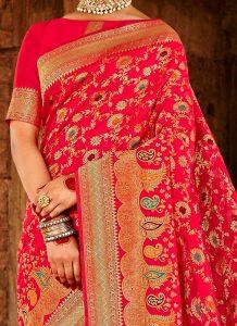 Indian Wedding Formal Saree Latest Designs