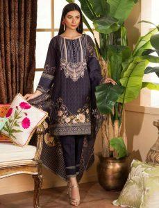 khas Beautiful Winter Dresses
