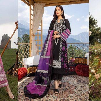 Latest Eid ul Azha Women Fancy Dresses 2021 by Pakistani Brands