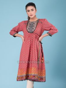 Latest Summer Lawn Kurta Designs & Stitching Styles Collection