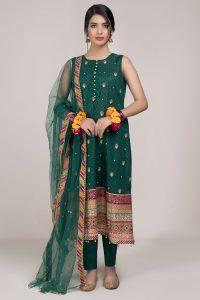 Summer Embroidered Embellished Lawn Dresses
