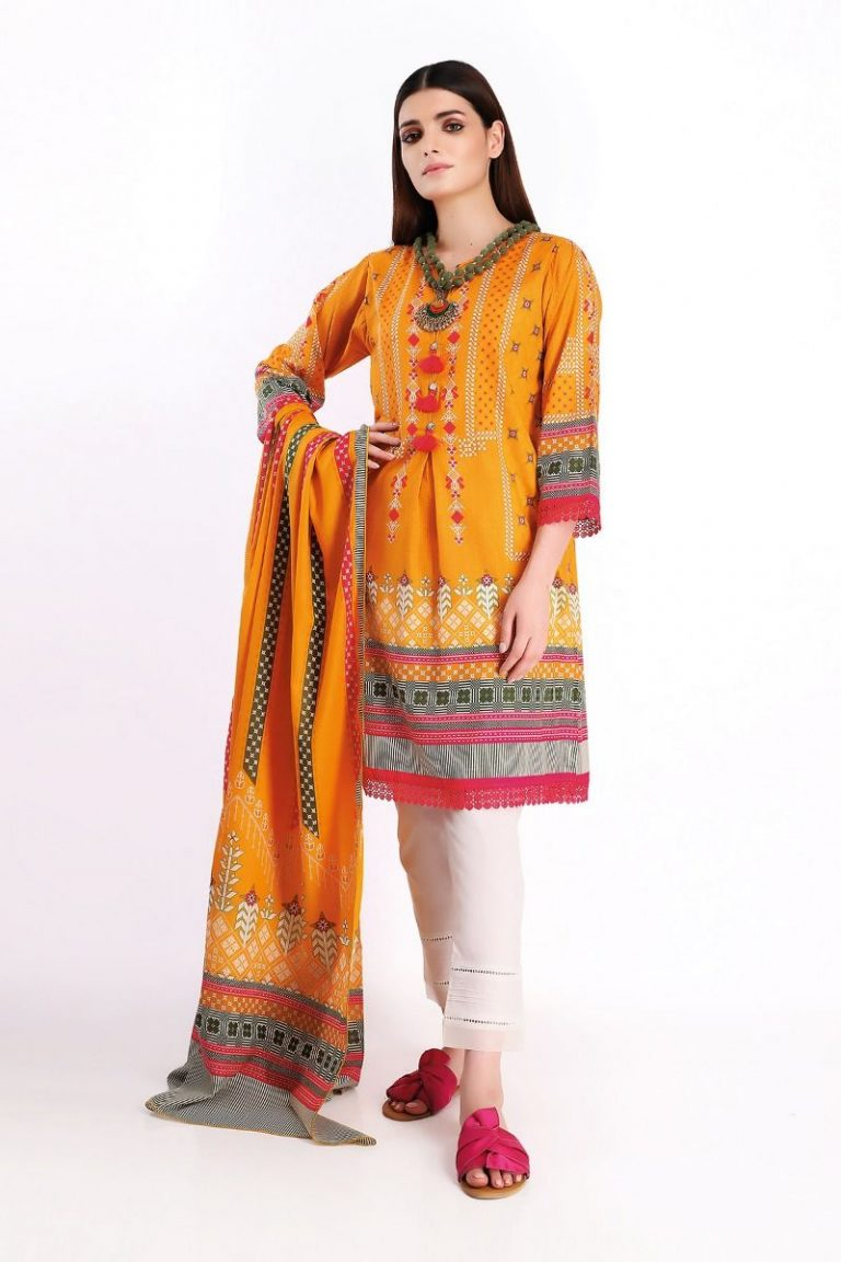 Khaadi Latest Summer Lawn Dresses Designs Collection 2020 ...