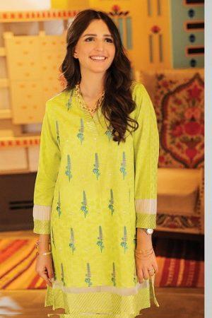Khaadi Stylish Summer Kurtas & Dresses Pret Spring Collection 2021