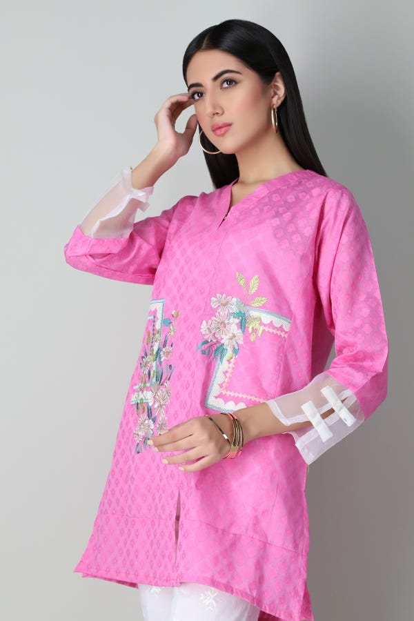 Khaadi Stylish Summer Kurtas & Dresses