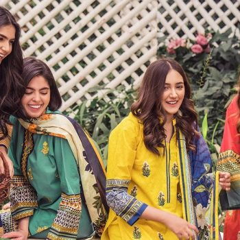 Orient Latest Lawn Suits Spring Summer Collection 2020