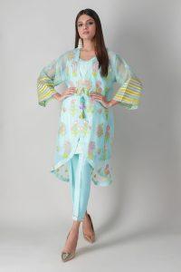 Khaadi Lawn Chiffon Eid Dresses Designs
