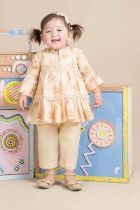 newborn ethnic dresses