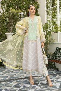 Latest Maria B Eid Lawn Dresses